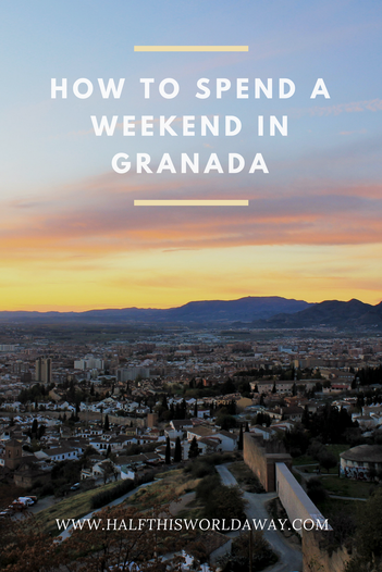 WEEKEND IN GRANADA