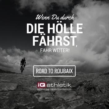 Paris-Roubaix Radrennen