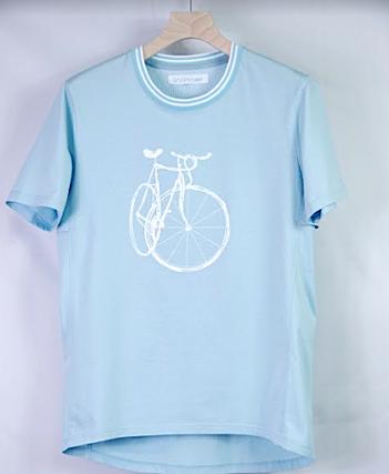 ロードバイク,Tシャツ,可愛い,デザイン