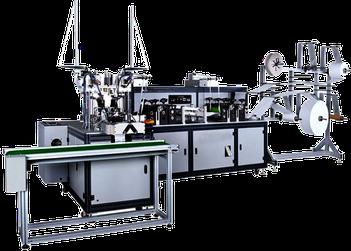 #3D立体柳型マスク製造機 製品情報