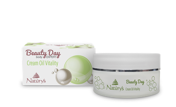 Naturys Beauty Day Cream Oil Vitality
