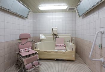 デイサービス 特浴室
