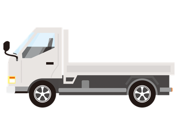 ひたちなか市の不用品トラック積み放題