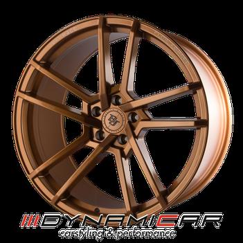 BJ-WHEELS V1 RACE | COPPER