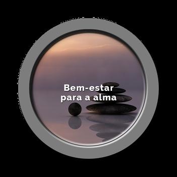 Button Bem-estar para a alma