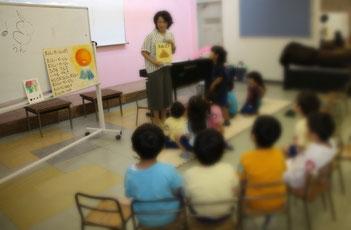 幼稚園リトミック 休符の学習 どれみ音楽教室