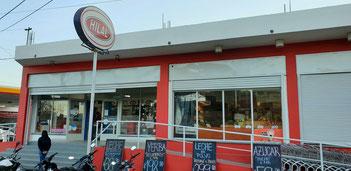 Einkaufen bei Hilal in Chilecito