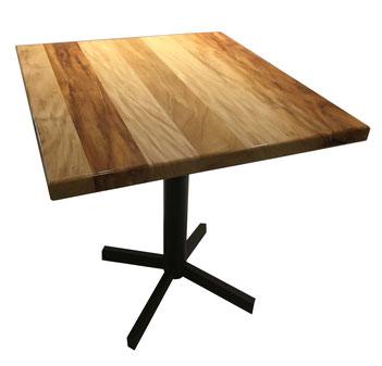 Mesa para Restaurante Bares Cafeterías