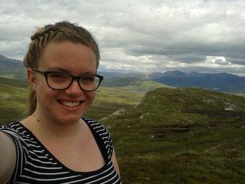 Juli 2015, schottische Highlands.