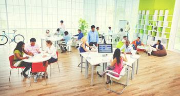 Une organisation apprenante s'appuie sur une approche processus et le développement de savoir-faire individuels et collectifs.