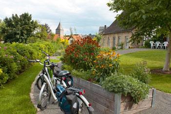 Sinnesgarten in Warburg © Kulturland Kreis Höxter