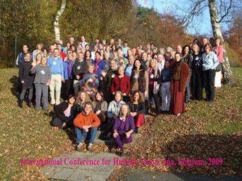 """22ème Congrès International de Vision Holistique  """"Élargir nos Horizons""""  Belgique -  29 octobre et 2 et 3 novembre 2009"""