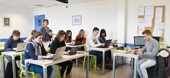 BTS Management des Unités Commerciales | IES Sainte-Marie (Bourges)
