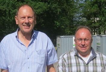 Zwei Tölzer für Bonn: Albert Vosseler und Ralf Mayer fahren zur Deutschen Tandem