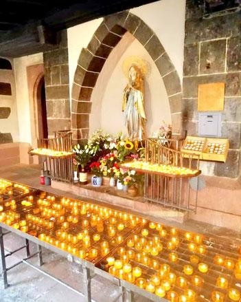 Eglise Notre Dame Liebfrauen Francfort