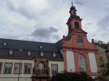 Eglise Deutschordenkirche Francfort