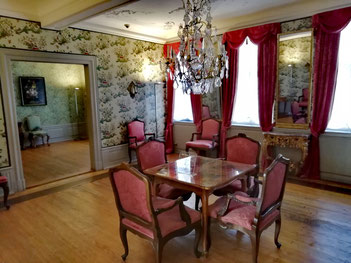 maison Goethe Francfort