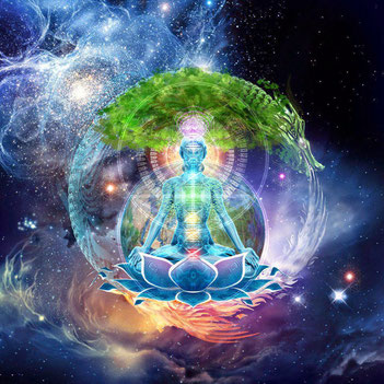 cosmic roots energy divine wake up