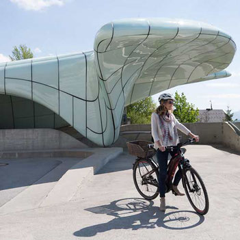 Ein gutes Trekking e-Bike finden Sie mit Hilfe der Experten in Saarbrücken