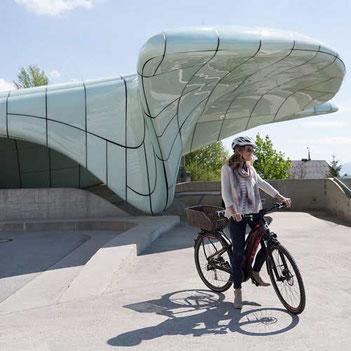 Ein gutes Trekking e-Bike finden Sie mit Hilfe der Experten in Ravensburg