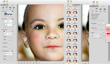 Perfect365 artist makeup and face touch up freeware