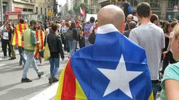 Каталонии - от осла до жёлтой ленты