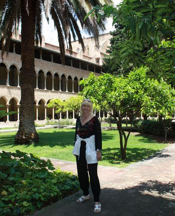 Гид в Барселоне Мария