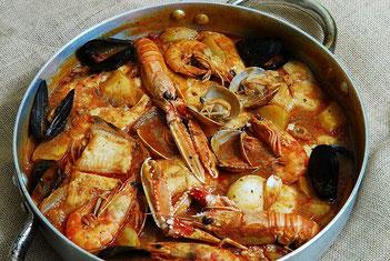 Рыбный сукет стоит попробовать в Барселоне.