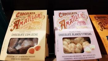 шоколад Амалье в Барселоне