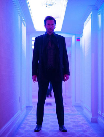 David Tennant als eleganter Psychopath Kilgrave (aka Purple Man)