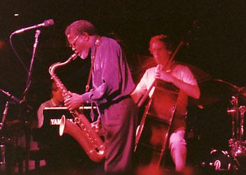 ジャズテナーサックスの名手、ジョー・ヘンダーソン