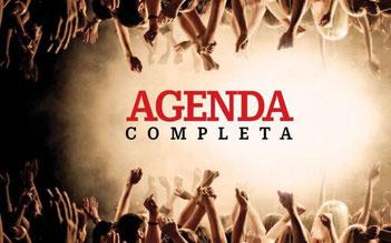 Agenda Primera Comunion completa