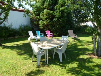 Maison Bidaletenia - Chambre d'hôtes au Pays Basque - Jardin
