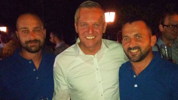 BM Mario Kunasek mit Villacher Personalvertreter
