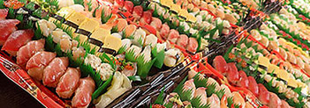出前 納会 年末 年始 寿司