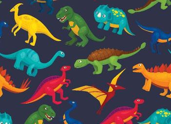 Digitaljersey Dinosaurier