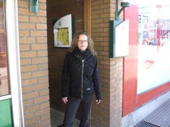 - Frau Reitstätter von der Pfeffermühle in Gronau/Westfalen -