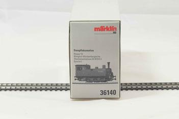Tenderlokomotive Klasse T3, K.W.St.B. / Märklin 36140