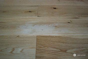 アンドウッド 補修 盛り上がり 単板貼 フローリング andwood 8