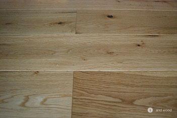 アンドウッド 補修 盛り上がり 単板貼 フローリング andwood 6