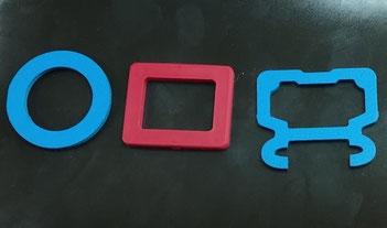 Феррошит, подложка из феррошита, магнитная подложка, подложка для магнитных курсоров, квартальные календари с феррошитом.