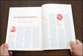 Traduction anglais-français graphisme
