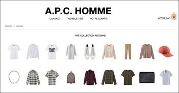 Traduction anglais-français mode