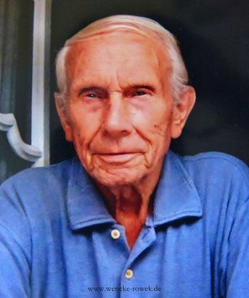 Portrait von Herbert  Rowek (Schiffsmodellbauer)
