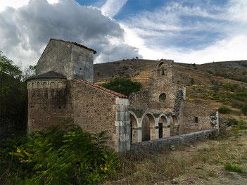 Bussi sul Tirino. Santa Maria di Cartignano