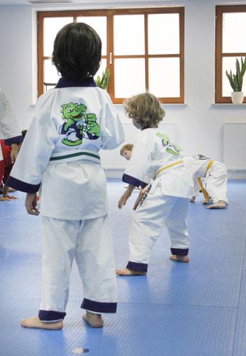 TOWASAN Karate Schule Grünwald - Lil Dragon Kids