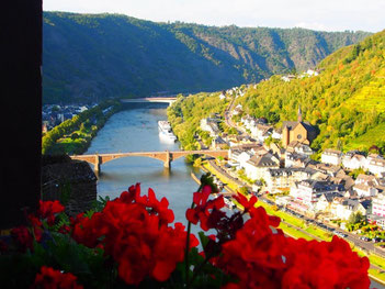 Womo-Tour: Elsass-Mosel-Limes-Thüringen-Franken