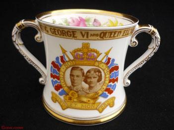 "Porzellan aus England. Hersteller ""Shelley"""