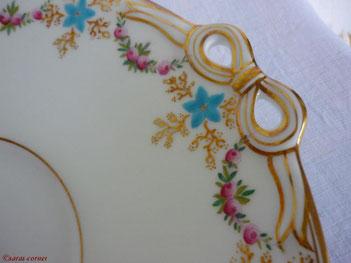 Antikes englisches Porzellan