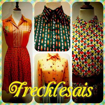 frecklesais - vintage modern clothes clothing accessories dresses blouses